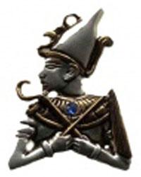 Aegyptische Amulette